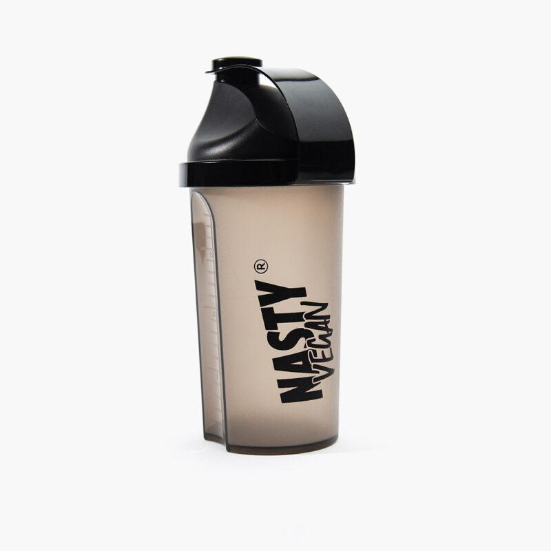 nasty vegan shaker bottle